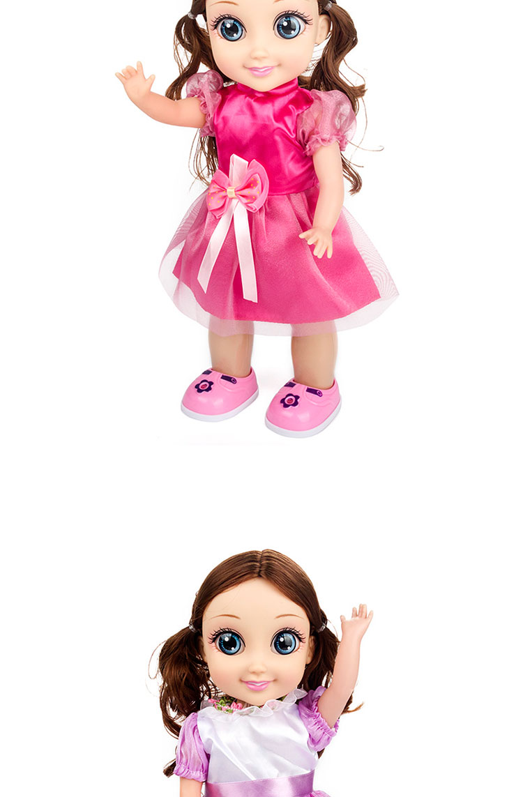 Little Princess Baby Doll With Adorable Outfit