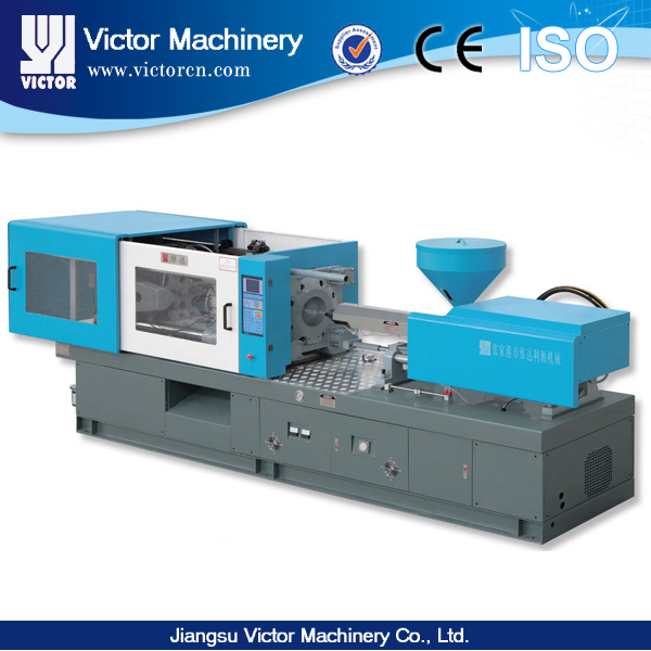 VICTOR high cost performance durable plastic fruit vegetable crate injection molding machine