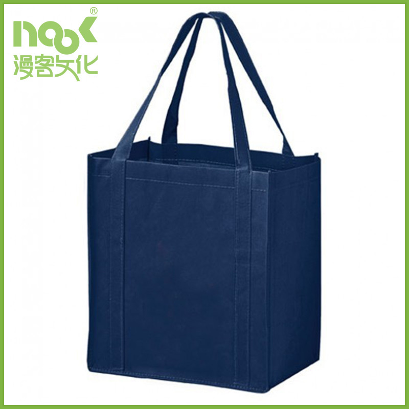 2015 Hot Selling Eco-friendly custom logo print shopping bags