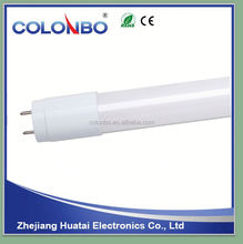 18w,glass, 360 degree smd 2835,1600lm ,9w led tube t8