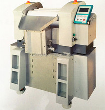 Longxin hot sale 3 kw ES120 digital lab three roller mill for nano material with ISO CE, BV, TUV certification
