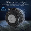 IPX7 Waterproof Outdoor Wireless Speaker Portable Mini Subwoofer Loudspeaker Bicycle Hanging Shower Speakers with Suction Cup