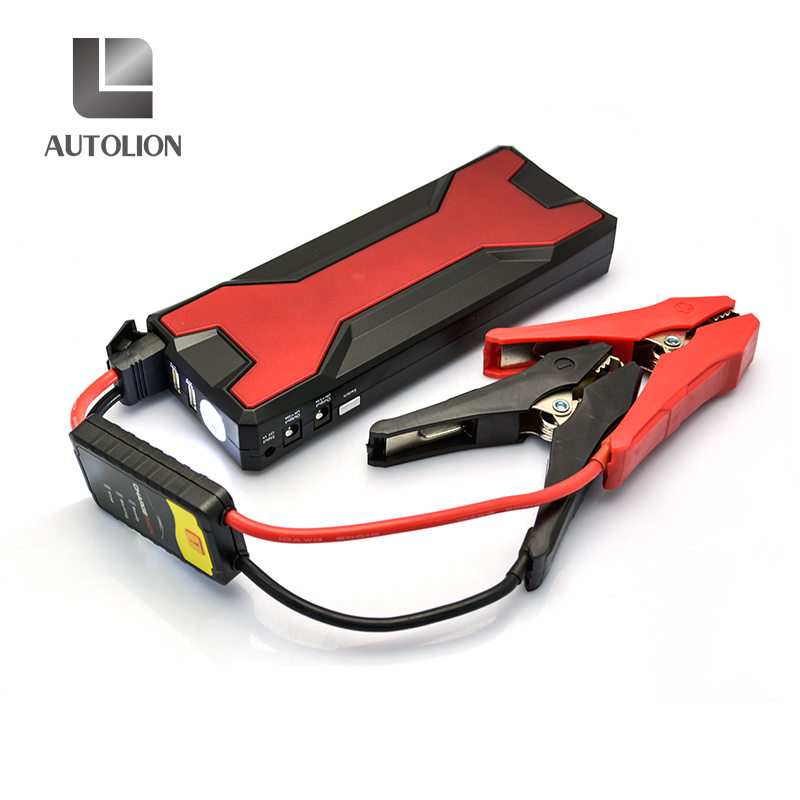 New Smart Safest power bank 20000mAh 12V Car Starting Portable Power Battery Packs Car Jump Starter