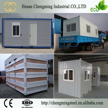 Good Performance Stable Economical Durable Collapsible Container Cabin For Temporary Or Vacation