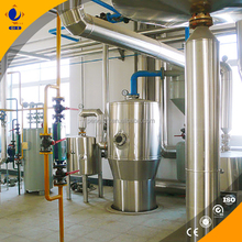 Groundnut oil solvent extracting machine with BV CE certifiaction