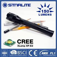 STARLITE Hiking Free Sample IPX4 pocket power uv led pen lighting
