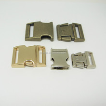 1 Inch curved metal buckles for pet collars,metal buckles wholesale