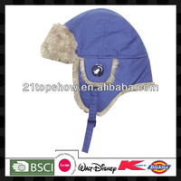 winter ear cap beret hat
