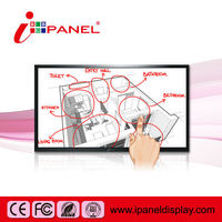 "2015 hot seller 32"" to 110"" touch screen all in one pc,android tablet digital signage - i-Panel"