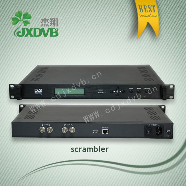 Excellent Quality Digital boardcast DVB-C system Frequency Scrambler