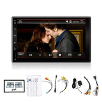 "7"" Touch Screen Radio RDS Android Car Audio DVD Player for Suzuki Swift with Bluetooth 3G Wifi"
