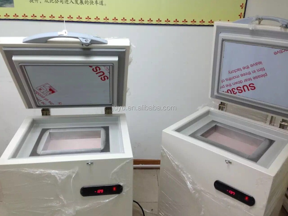 touch scrren freeze separating machine lcd digitizer separating with glass on A very low temperature