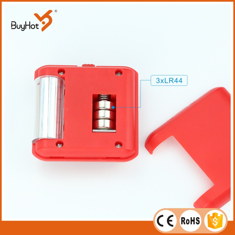 Hot sale 3W COB cap light, can be clipped anywhere that can be clipped, adjustable light position