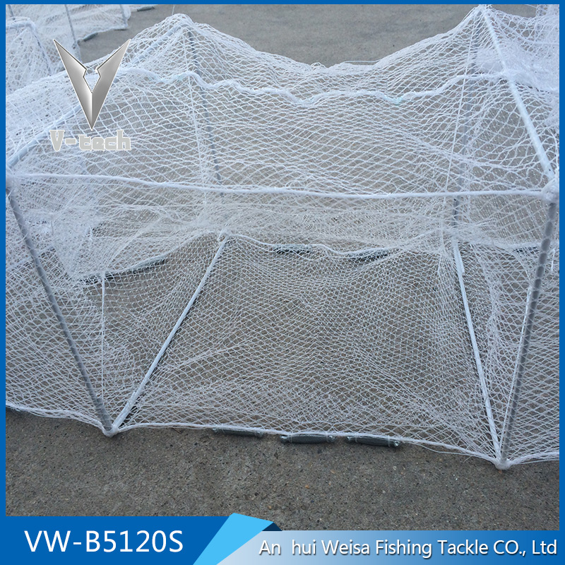 used machinery for making fishing net fish catcher