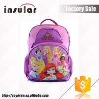 hot selling high level new design delicated appearance school bag