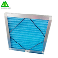 Manufacturers most competitive air flow G4 pleated filter with high quality