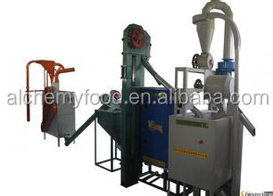 high quality wheat flour filter machine in china