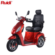 Electric tricycle three wheels handicapped mobility scooter