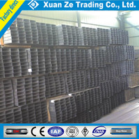China manufacturer Seamless or weld black square pipe steel square tube for free cutting with best price