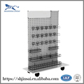 High Quality Flooring Display Rack Grid Wall