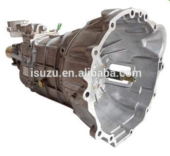 Original quality with competitive offer Top Selling Transmission Gearbox Assembly For D-MAX TFR55