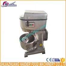 Hot sale safety automatic commercial food electric planetary mixer 10 liters/ small planetary mixer