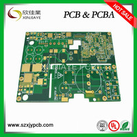 FR4 single layer multilayer pcb double sided pcb and sigle sided pcb