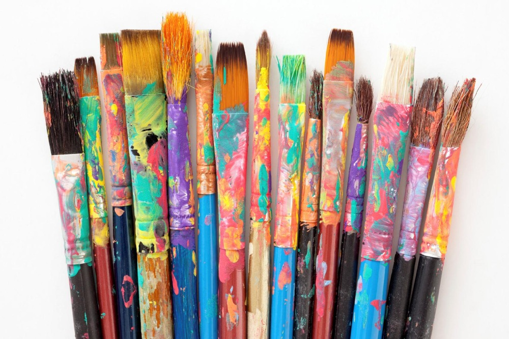 Art Paint Brush Set