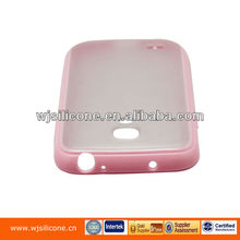 Co-molding Plastic Cell Phone Housing for Samsung S4 Mini
