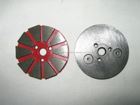 80mm diamond concrete metal grinding wheel