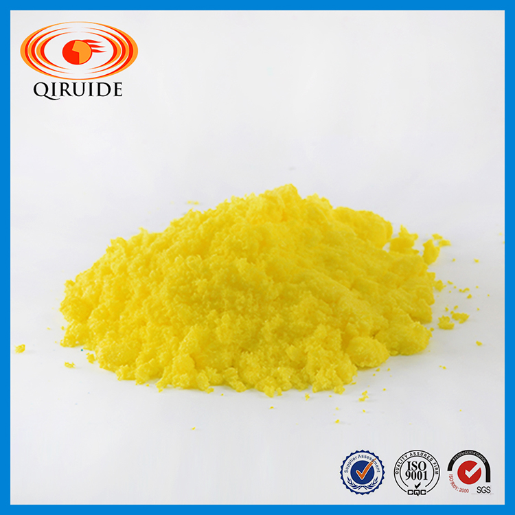 Standard level pigment yellow for ceramic industry