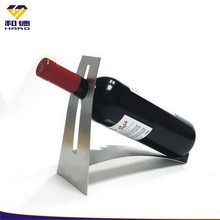 Fashionable new model stainless steel wine rack