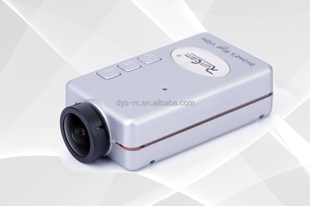 DYS Runcam 1080P 30FPS action camera same function and size as Mobius for 250 Racers