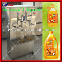 high quality 5L automatic and semi automatic cooking oil packing machine