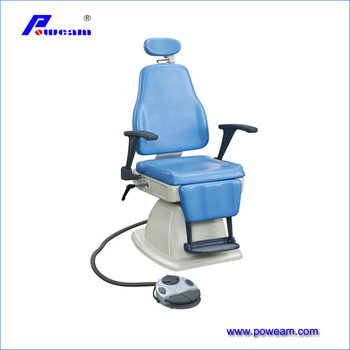 Luxury ENT treatment unit chair with patient chair and table unit