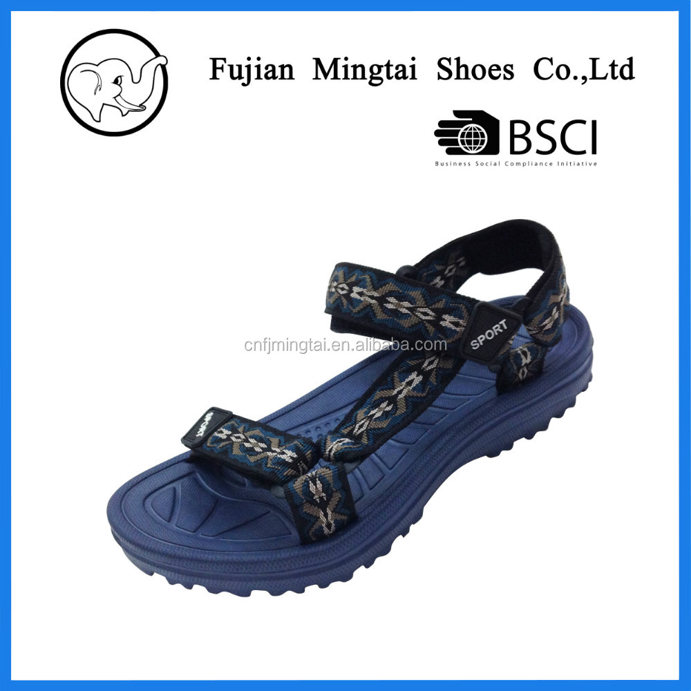 china wholesale sandals of men shoes size for sandals men woven 2015
