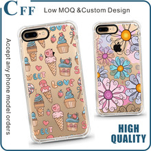 Cover For Iphone 6 Plus Case Designer Luxury Stylish Silicone Housings Coque For Iphone 6s Plus Fashion Makeup Tpu Coque