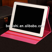 Fashion elegant diamond pattern case for ipad air case stand with Multi-angle mini cover case for ipad
