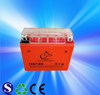 12V 7Ah Lead Acid Dry Charged Motorcycle Battery YTX7A