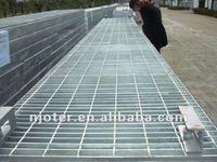 Floor drain galvanized steel grating