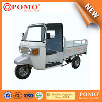 POMO-Chinese Wholesale Custom White Horse WH20 tricycle cargo