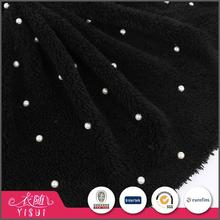 Online shopping OEM accept soft handfeel textile lace fabric for clothing