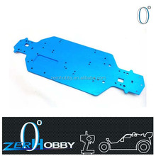 Hsp rc car parts chasis para 1/10 monster truck y buggy parte no. 06056