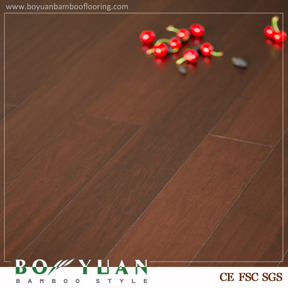 Brown Color new furniture product Korean supplier Bamboo Flooring