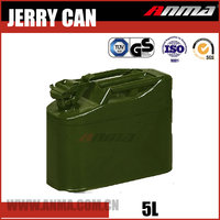 20 liter stainless steel jerry can