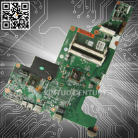 657323-001 motherboard for HP 2000 Compaq Presario CQ43 laptop motherboard with AMD cpu E450