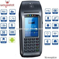 waypotat bingo machine with card reader gps vpos3396