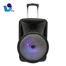 Outdoor Trolley 18 Inch Bass Speakers