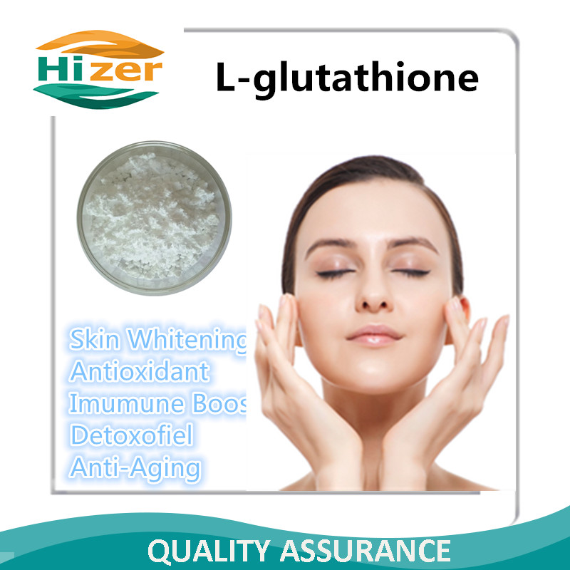 Top quality L-glutathione Reduced Powder For Skin Whitening