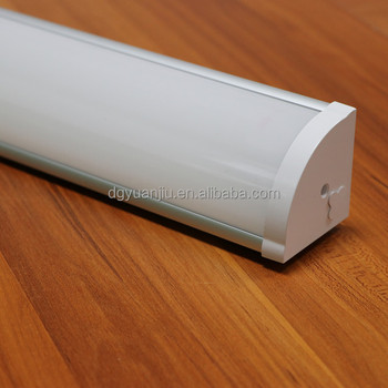 YJ-816 led aluminum corner profile / aluminum profile for led corner lights / triangle aluminum extrusion profile